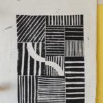 Linoldruck Linolschnitt Linocut
